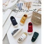 子どもシューズ 女の子 男の子 靴 シューズ  キャンバスシューズ スニーカー 韓国風 クーキシューズ 14cm-20cm