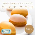 資生堂パーラー ケーク・ケーク・ケーク 3個入 東京・銀座 フルーツ ケーキ ギフト