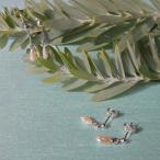 芥子パール 可憐に揺れるピアス 一粒 淡水 真珠 冠婚葬祭 照りツヤ巻き プレゼント 入学式 結婚式 成人式 フォーマル シンプル