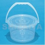 サンコータル水産#2(本体フタセット)ハンドル付 【5個セット】 400209-02 700258 サンコー(三甲) 沖縄・離島以外送料無料セット商品のリンクあり