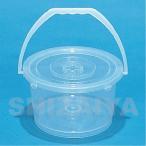 サンコータル水産#2(本体フタセット)ハンドル付 【100個セット】 400209-02 700258 サンコー(三甲) 沖縄・離島以外送料無料の複数セット商品のリンクあり