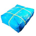 法人様宛限定 ブルーシート#3000 (輸入品) 厚手 10m×15m 1枚(1梱包) (SK) 敷物 対策 海水浴 キャンプ 運動会 行楽 花見