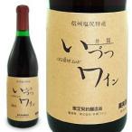 いづつワイン コンコード赤・甘口(720ml) 井筒ワイン 期間限定