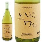 いづつワイン ナイヤガラ白・辛口(720ml) 井筒ワイン 期間限定