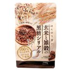 Yahoo!PURE・HEART 自然館玄米と雑穀の黒糖シリアル(250g) ベストアメニティ 5月新商品
