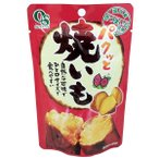 Yahoo!PURE・HEART 自然館パクっと焼いも(50g) 岡三食品 1月新商品