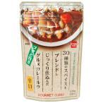 グルメカレールウ(辛口)(120g) 健康フーズ