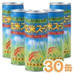 無農薬玄米使用 玄米スープ(缶)(245g) 30缶セット 健康フーズ