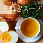 グルメ インスタントスープ 玉ねぎスープ 12包 玉葱スープ たまねぎスープ スープ 送料無料 訳あり ポイント消化 お試し 秋 スープ