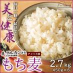 Yahoo!美味しさは元気の源 自然の館予約商品 ダイエット食品 もち麦 大麦 館のもち麦 3kg (500g×6)  βグルカン 送料無料 訳あり ポイント消化 アサイチ まとめ買い セール