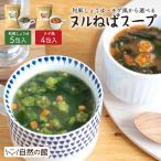 スープ ヌルねばスープ 最大5包 送料無料 数量限定