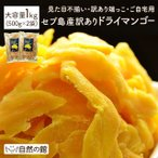 わけあり 数量限定 マンゴー 訳あり ドライマンゴー1kg(500g×2) 見た目不揃い 送料無料 端っこ セブ島産 ドライフルーツ SALE 非常食 ミネラル