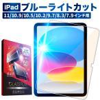 iPad Pro 11 10.5 インチ Air 4 3 フィルム ipad 第9世代 8 7 ipad 6 5 Air2 Air ガラスフィルム mini 5 4 保護フィルム ブルーライトカット シズカウィル