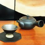 「常滑焼急須 高資 たかすけ」お茶の葉桐 おしゃれな茶器 1〜2人分 セラメッシュ プロ愛用煎茶急須