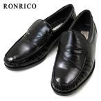 ロンリコ ビジネスシューズ スリッポン 靴 メンズ 152-10