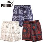 プーマ PUMA OBウーブンショーツ プーマメンズ 靴 532545-01-02-06