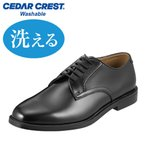 セダークレスト CEDAR CREST CC-1302 メンズ   洗える靴   ブラック