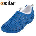 ショッピングサボ チル  ccilu 301049095|ccilu-AMAZON メンズ|ブルー×ホワイト