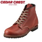 セダークレスト CEDAR CREST CC-1538 メンズ | クラシックスタイルブーツ | 大きいサイズ対応 28.0cm | ブラウン