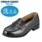 セダークレスト ウォッシャブル CEDAR CREST CC-2302 レディース   洗える靴   ブラック