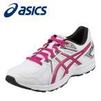 アシックス asics TJG67C L  0121 レディース | ランニングシューズ | レディ レセントSW10 | ホワイト/ピンク