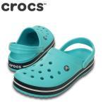 ショッピングサボ クロックス crocs 11016 W レディース | クロッグサンダル | バックストラップ 2WAY | クッション性 | プール×ネイビー