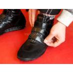 GERMAN TRAINER ジャーマントレーナー 靴 スニーカー 送料無料 ベルクロ ハイカット ブーツ 5155L ブラック