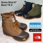 ザ ノース フェイス THE NORTH FACE スノーショット 6 ブーツ テキスタイル2 Snow Shot 6  Boot TX 2 ユニセックス メンズ 防水 ブーツ  防寒ブーツNF51564