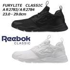 Reebok CLASSIC FURYLITE リーボック クラシック フューリーライト  メンズ レディース スニーカー 白 黒 AR2783 AR2784