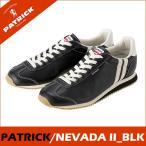 PATRICK パトリック日本製  NEVADA2 ネバダ2 BLK ブラックメンズ  レディース レザースニーカーネバダ2 NEVADA2_ BLK