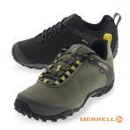 メレル MERRELL カメレオン 8 ストーム GORE-TEX メンズ トレッキング シューズ アウトドア 防水 第8世代 ブラック/ライケン 25.0cm〜28.0cm