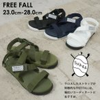 シャカ SHAKA FREEFALL  フリーフォール  サンダル メンズ レディース 黒 ネイビー 白 カーキ freefal433001