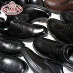 ドクターアッシー ビジネスシューズ DR6045 DR6046 DR6047 メンズ 黒 24.5cm〜27.0cm