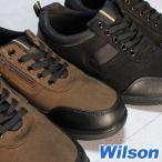 カジュアルシューズ Wilson ウイルソン 1704 メンズ カジュアル ファスナー