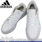 adidas AQ1289 アディダス TEAM COURT コートシューズ AQ-1289 ホワイト/ホワイト 白靴 通学靴 メンズ レディース スニーカー 本革