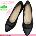 ALL DAY Walk 205 ALD2050 黒 �