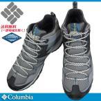 Columbia コロンビア YM5259 023 シティーグレー トレッキング セイバー3ミッドオムニテック メンズ スニーカー ウォーキング ミッドカットシューズ 防水靴