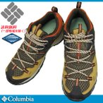 Columbia コロンビア YL5261 264 メープル トレッキング セイバー3ロウオムニテック レディース スニーカー ウォーキング シューズ 防水靴