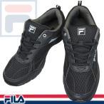 フィラ FILA3244 16 黒 メンズ レディース スニーカー 3E ランニングシューズ 幅広 軽量 7RJLR3244 fila 3244 黒靴