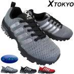 X TOKYO 2929 メンズ スニーカー シューズ ローカット 靴 紐靴 撥水 エア入り エアーソール 01 02 03 Xトーキョー コマリョー