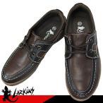 ラーキンス Larkins L-6716 ブラウン メンズ カジュアルシューズ L6716