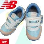 New Balance ニューバランス FS996 PWI ピンク/ブルー 14〜16.5cm ベビー キッズ スニーカー FS-996 PINK/BLUE 子供靴