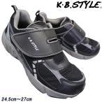 Yahoo!靴ショップやまうメンズ スポーツシューズ KB.STYLE 2003 ブラック 3E ジョギング ランニング シューズ 幅広 軽量 お買い得 作業靴