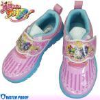 魔法つかい プリキュア C-719 ピンク 防水 女の子 子供靴 プリキュア スニーカー キッズ 靴 C719 HIS7190