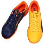 プーマ PUMA 104035 03 PUMA evoSPEED 17.5 TT Jr イエロー/ピーコート/オレンジ エヴォスピード 17.5 TT JR サッカー トレーニング ターフ用 スパイク 104035