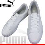 プーマ コートポイント Vulc クラシック PUMA 357592 12 ホワイト/ホワイト メンズ コートタイプ スニーカー puma357592-12 白靴 通学靴 白スニーカー
