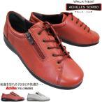 アキレス ソルボ ACHILLES SORBO レディースウォーキングシューズ 052 黒 革靴