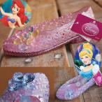 ディズニー Disneyzone プリンセス 靴 シューズ 女の子 【アリエル】6078【シンデレラ】6079 キッズ ガラスのサンダル 【Y_KO】