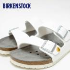 ショッピングBIRKENSTOCK BIRKENSTOCK ビルケンシュトック プロフェッショナル  ARIZONA(アリゾナ) ESD(帯電消散機能付き) 089410 ホワイト(メンズ)