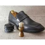 馬毛使用の靴用ブラシ(ミニタイプ)Columbus コロンブスハンドルミニブラシ 良質な馬毛ブラシ(ドイツ製)
